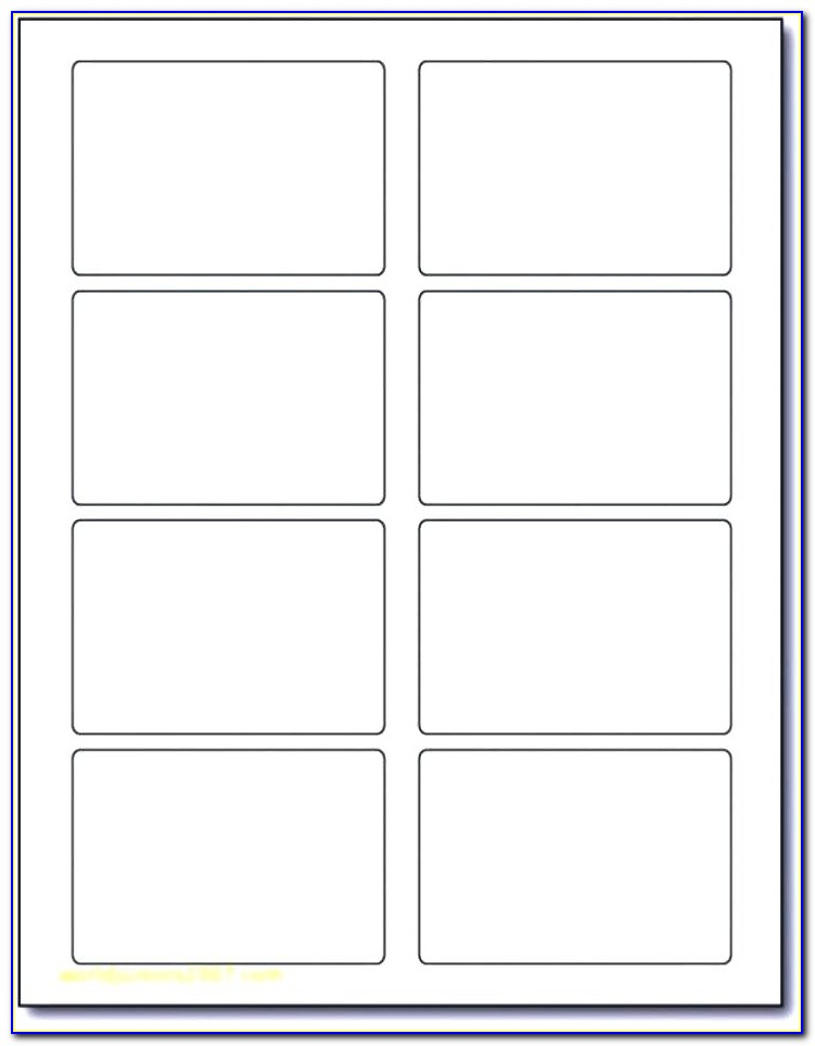 Staples White Mailing Labels Template 5161