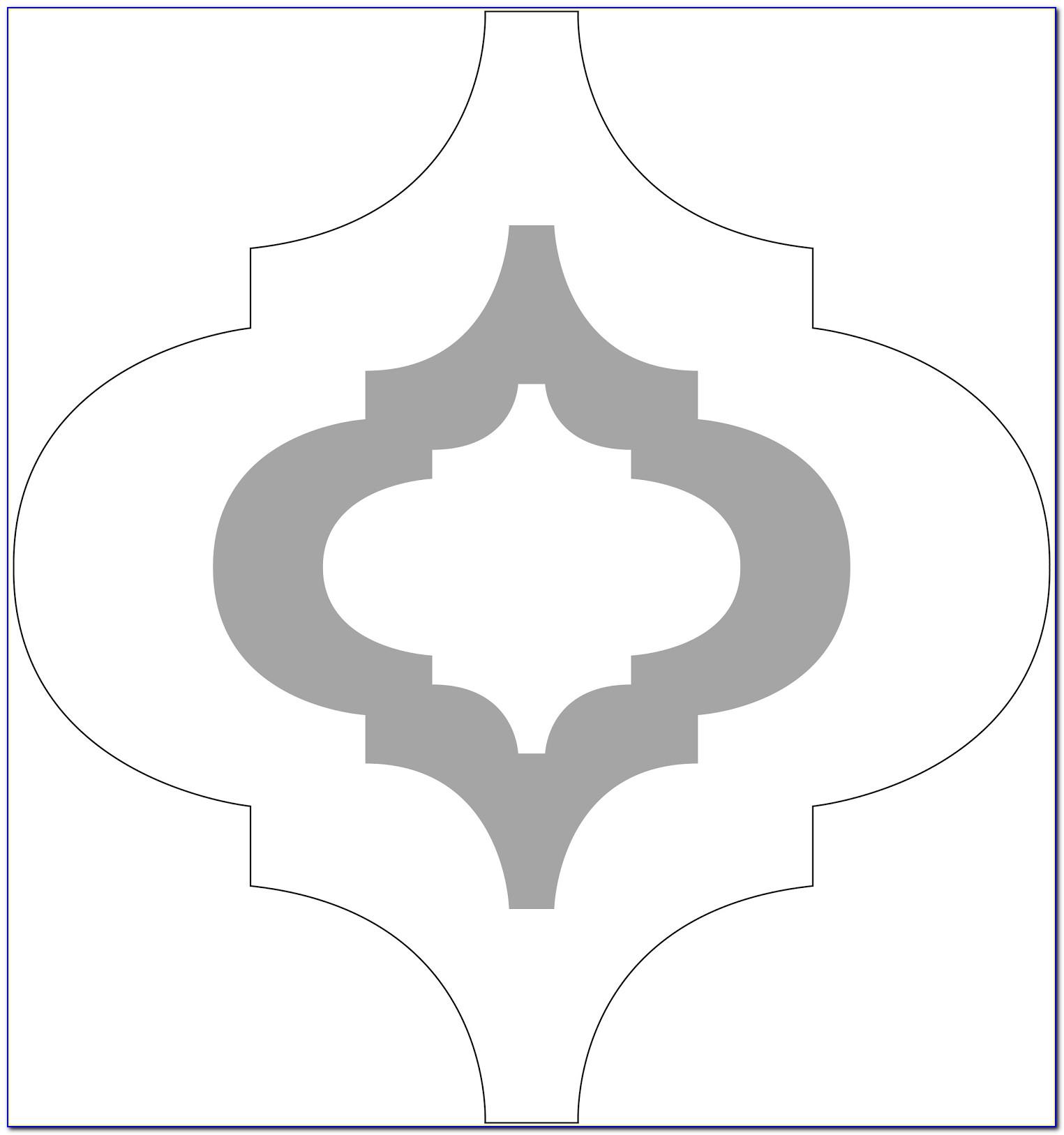 Stencil Design Pattern Free