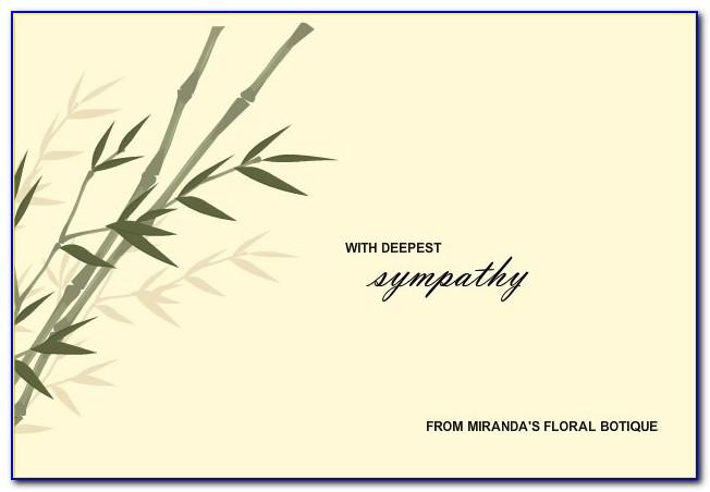 Printable Sympathy Cards Free Printable Sympathy Cards In Free Printable Sympathy Cards
