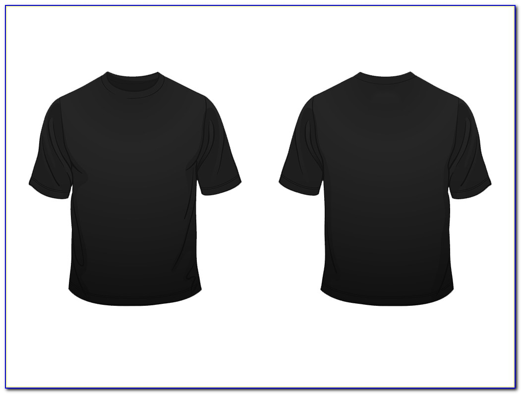 T Shirt Templates For Illustrator