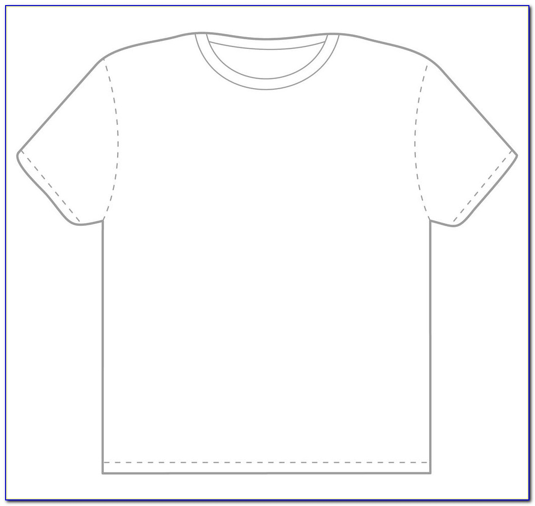 T Shirt Templates For Photoshop