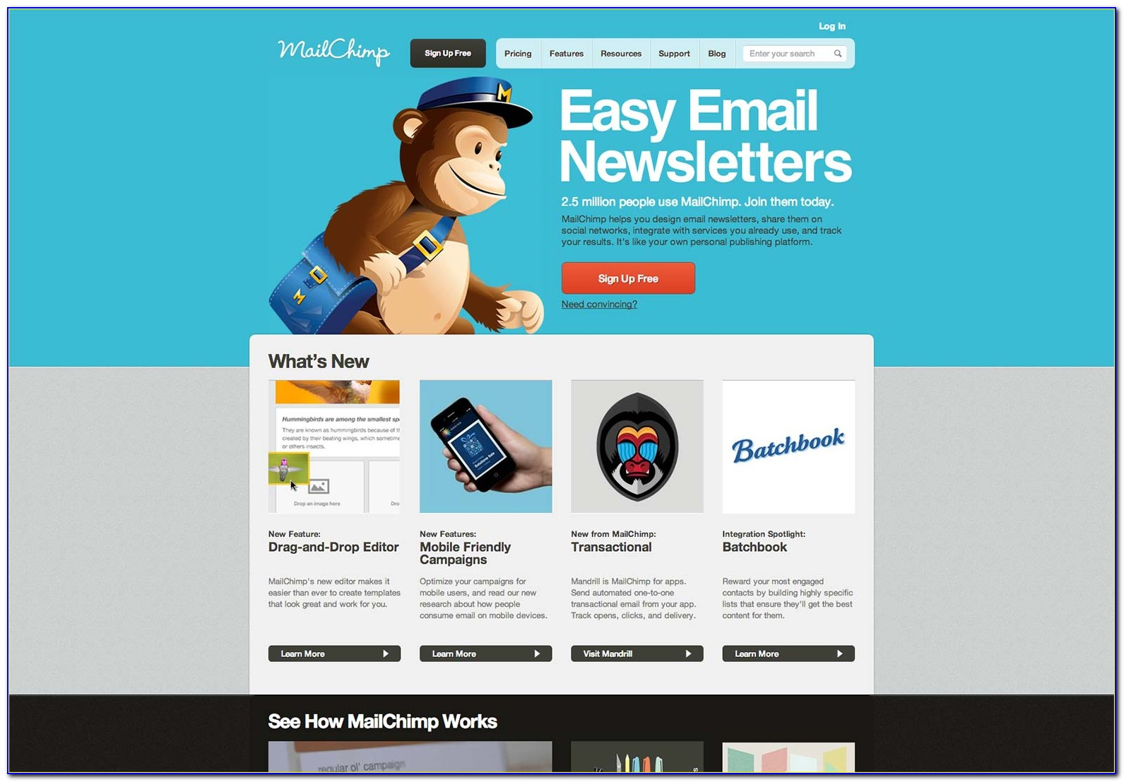 Template Code For Mailchimp