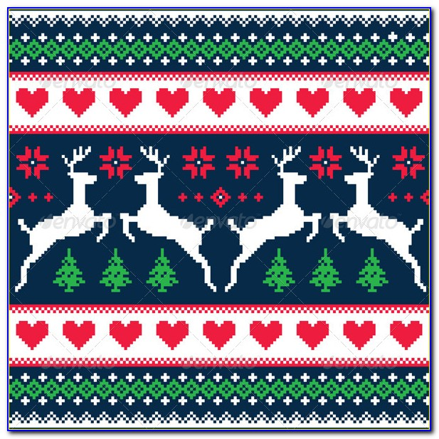 Ugly Christmas Sweater Ballot Template Free