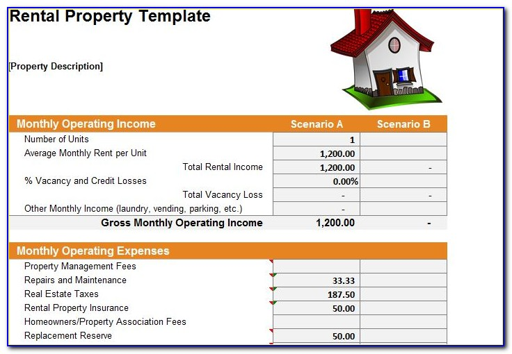 Vacation Rental Property Business Plan Template