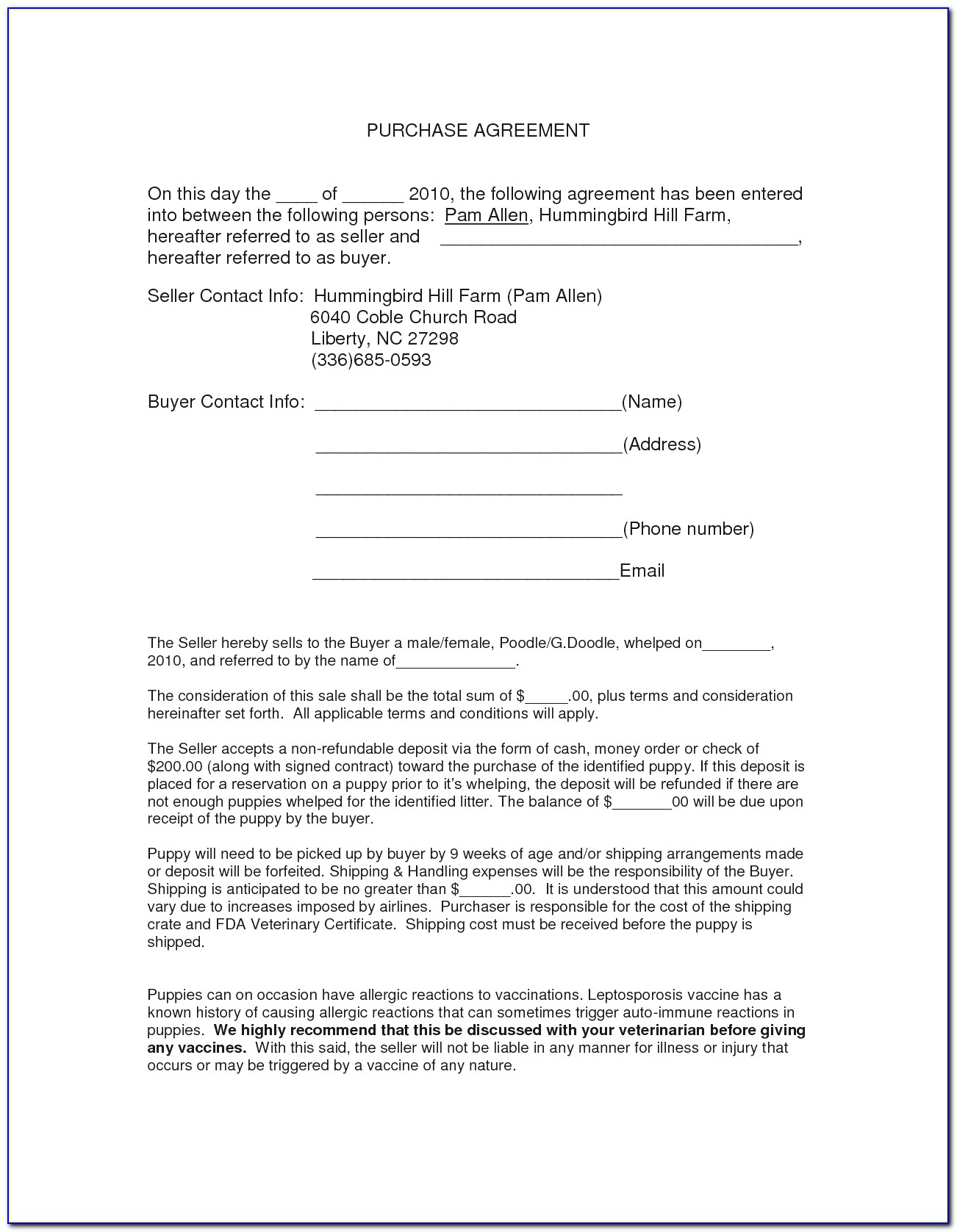 Vehicle Lease Agreement Template Nz