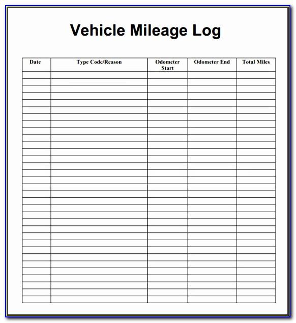 Vehicle Mileage Log Example Vwbzp Best Of 8 Mileage Log Templates Free Word Excel Pdf Documents