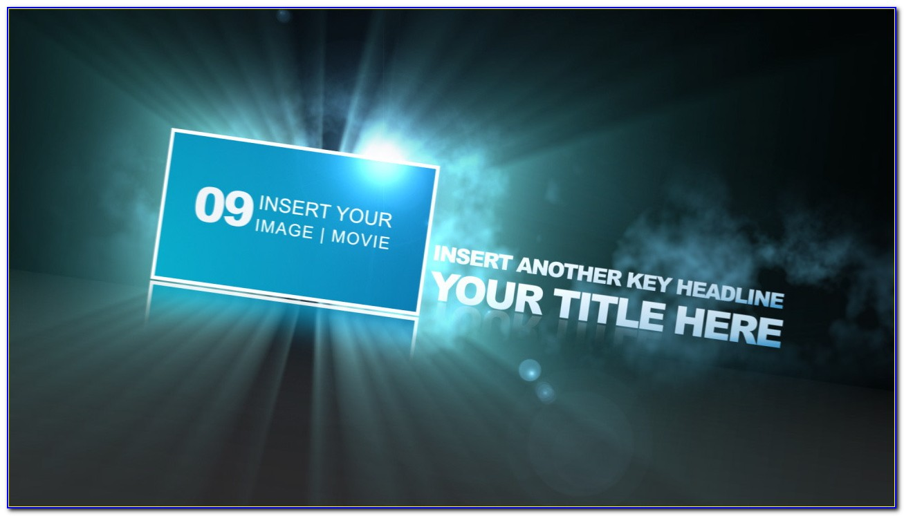 Videohive After Effects Project Templates Free Download