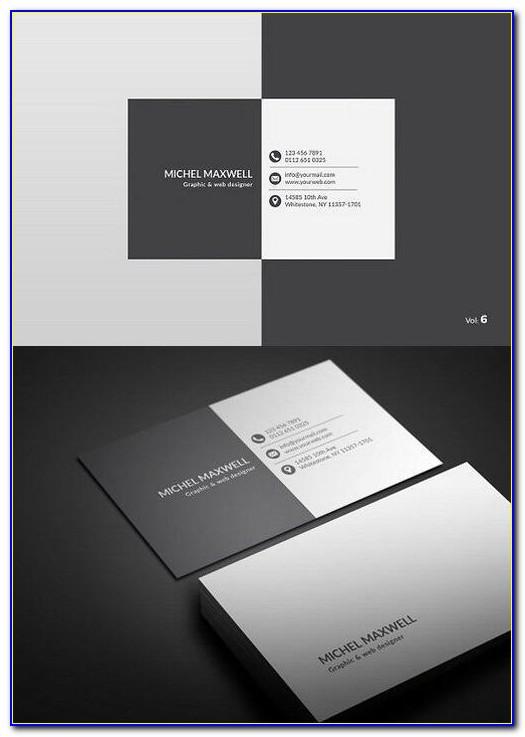 Vistaprint Business Card Template Ai