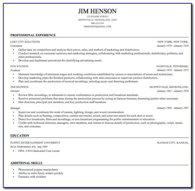 Welding Helper Resume Template