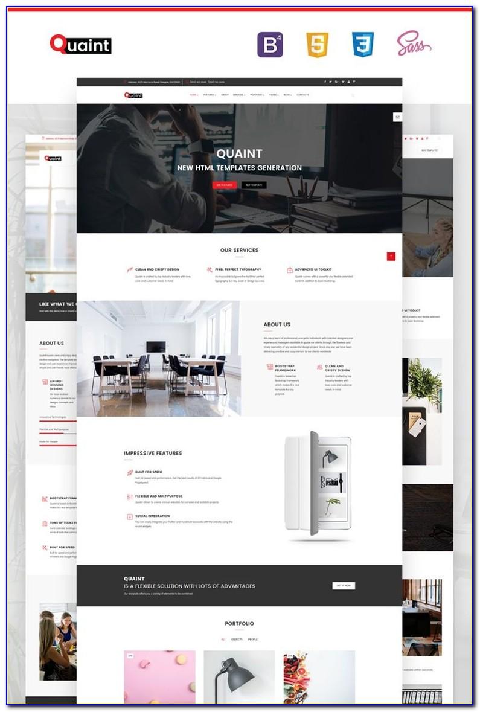 Wysiwyg Web Builder Templates Premium