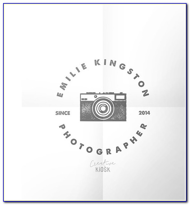 100 Free Photography Logo Templates