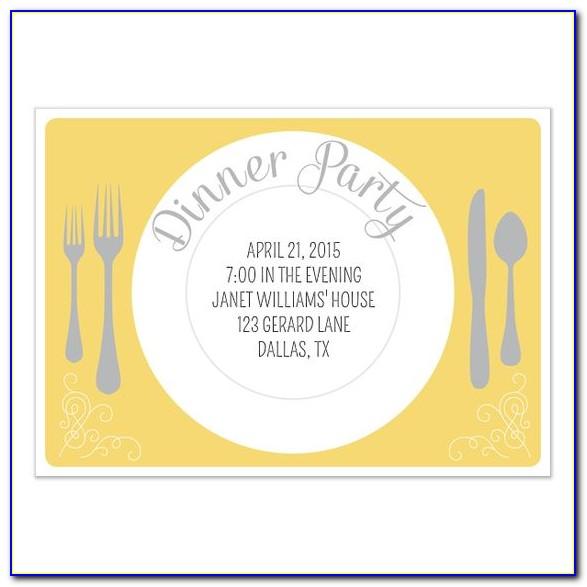 30th Birthday Dinner Invitation Wording