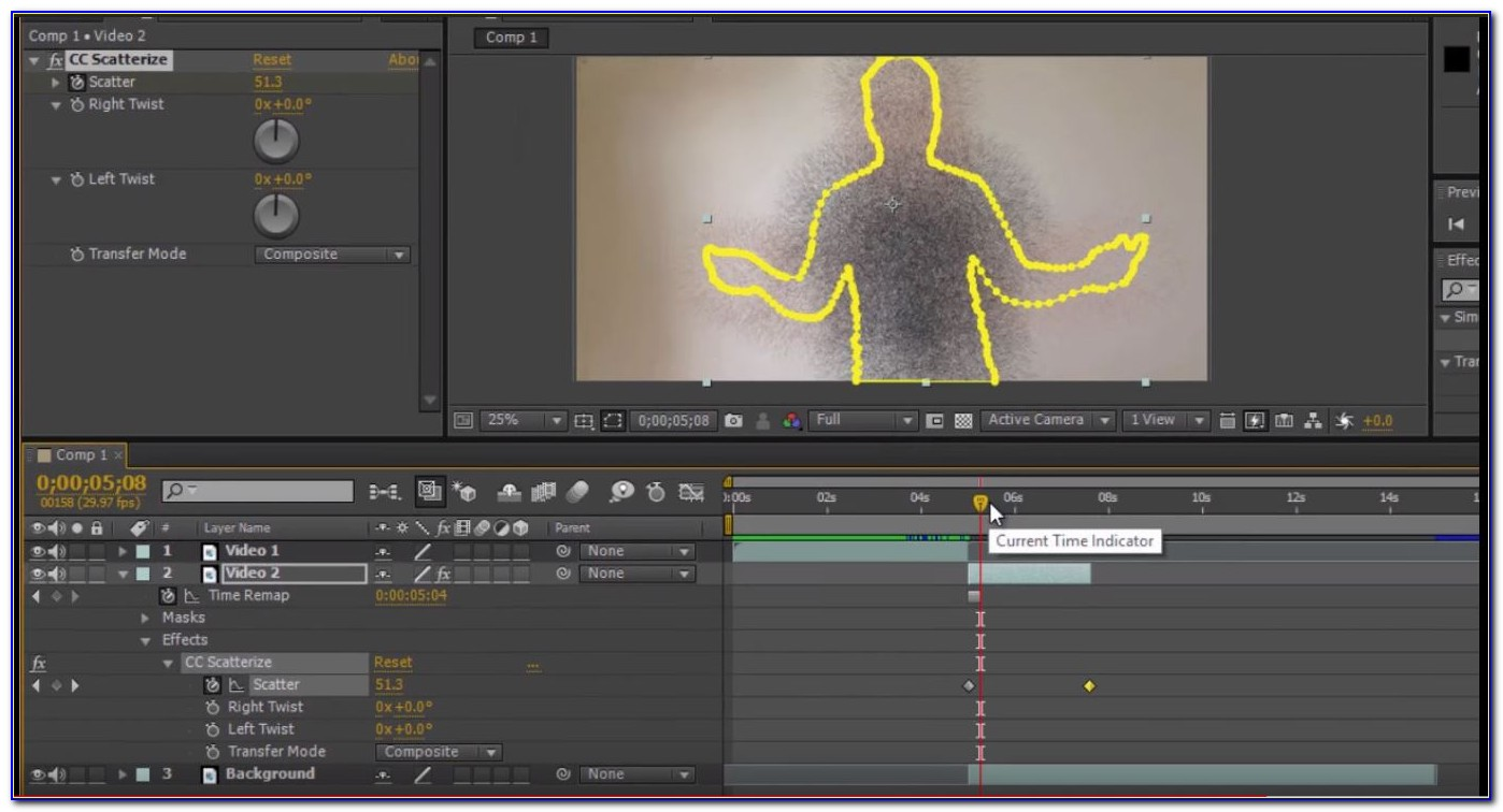 After Effects Template Editing Tutorial