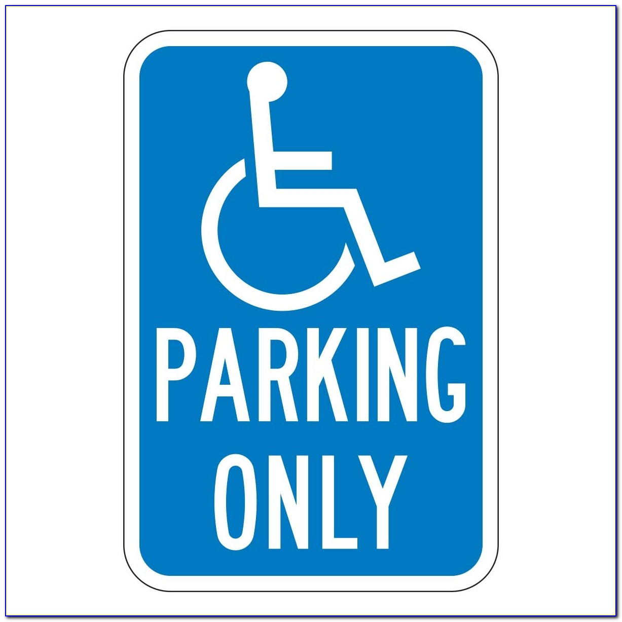 Appeal Parking Ticket Disabled Badge Template