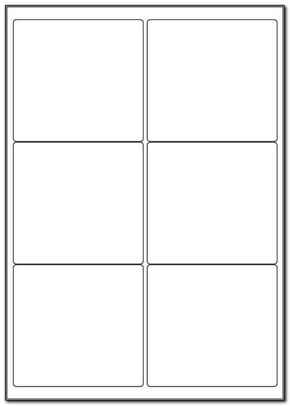 Avery 6 Labels Per Sheet Template