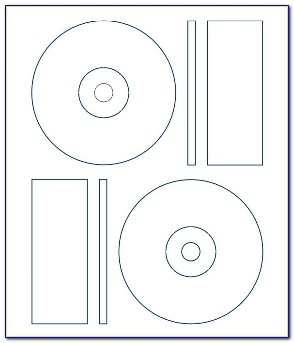 Avery Cd Labels Templates