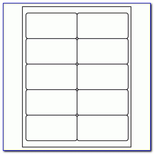 Avery Laser Label Templates