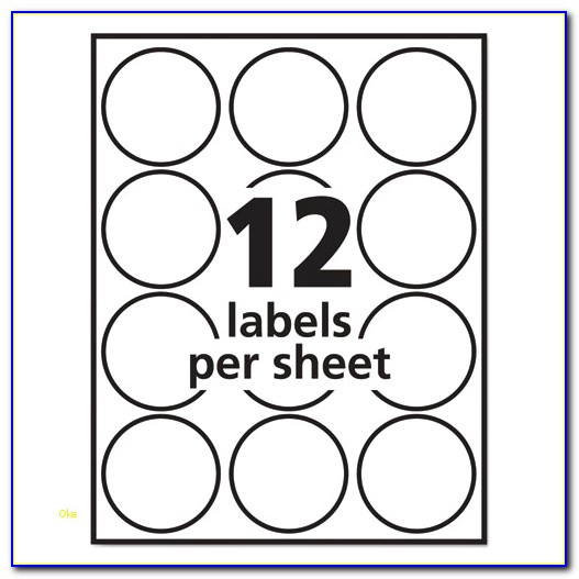 Avery Round Label Template Inspirational Avery Labels