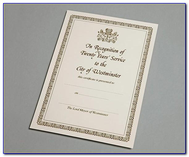 Award Ceremony Invitation Cards