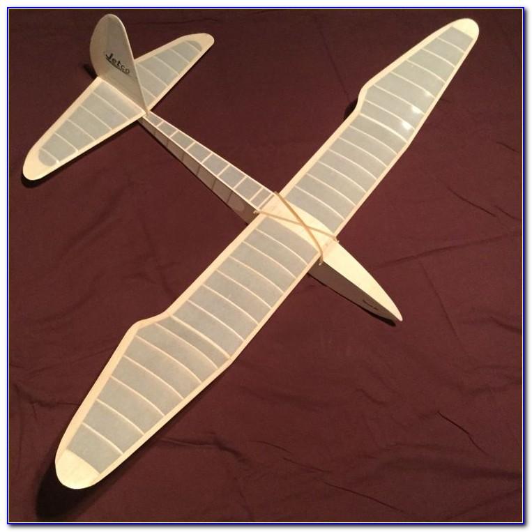 Balsa Wood Airplane Designs For Distance Flight