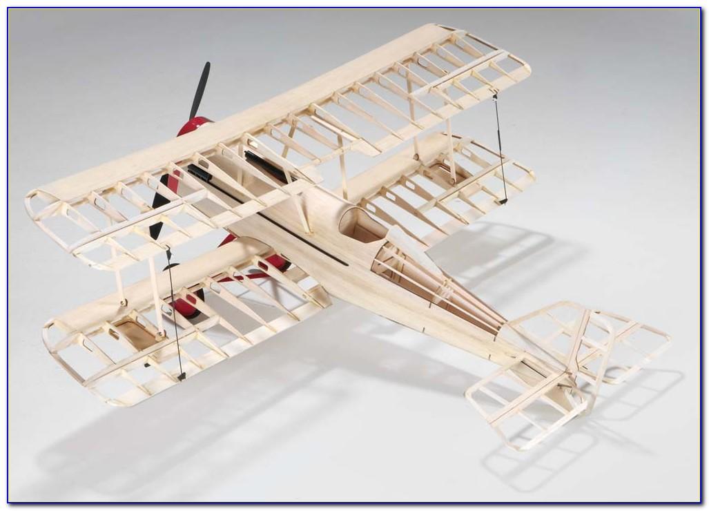 Balsa Wood Airplane Designs