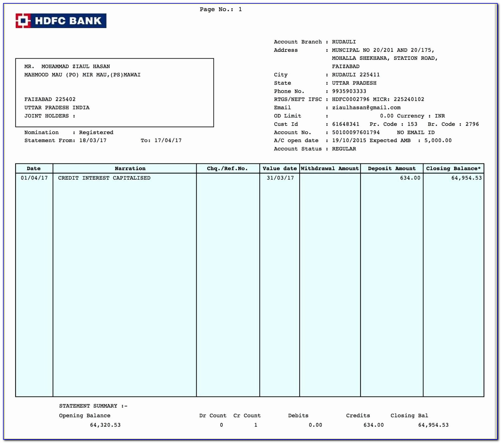 Bank Reconciliation Statement Software Free Download And Bank Statement Template Excel Unique Make A Bank Statement Template