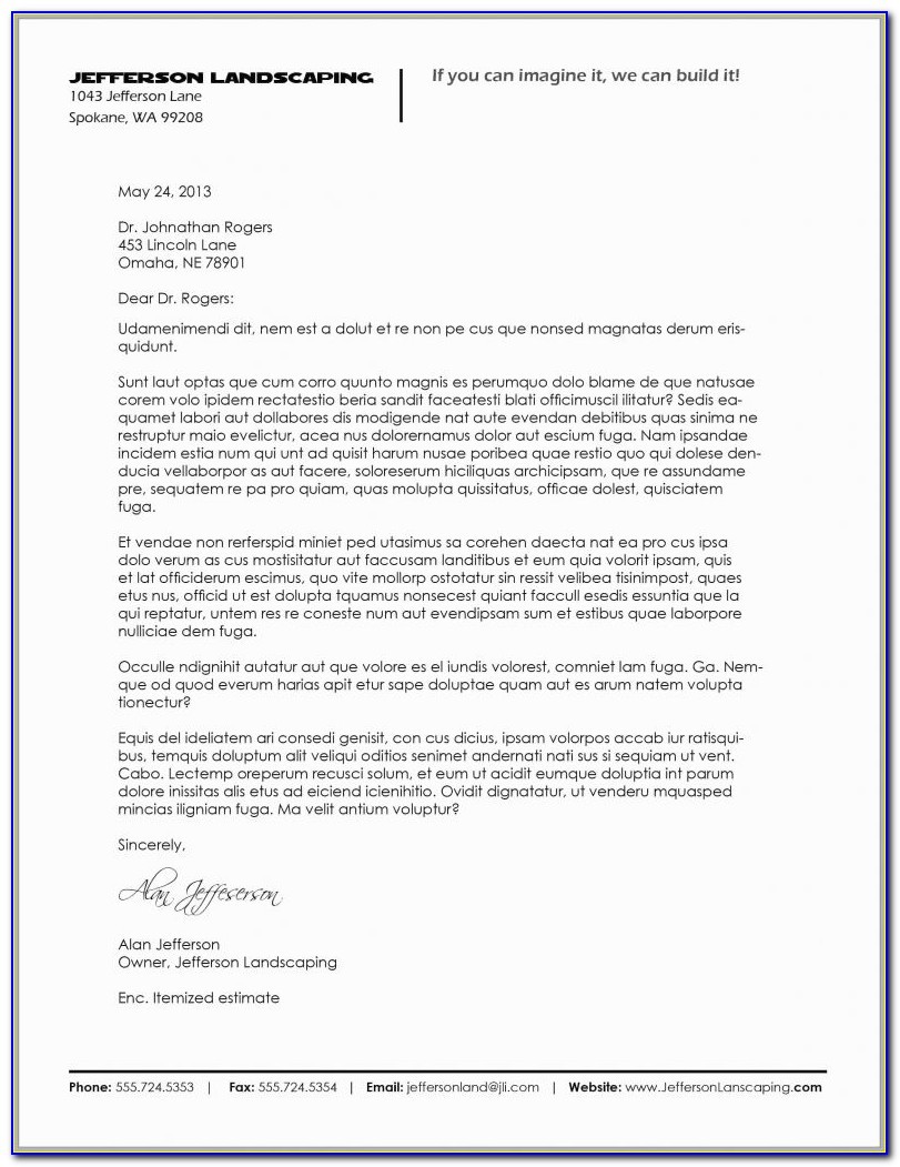 Bookkeeping Engagement Letter Example