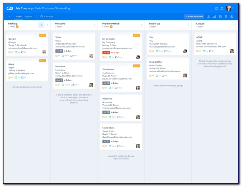Client Onboarding Process Checklist