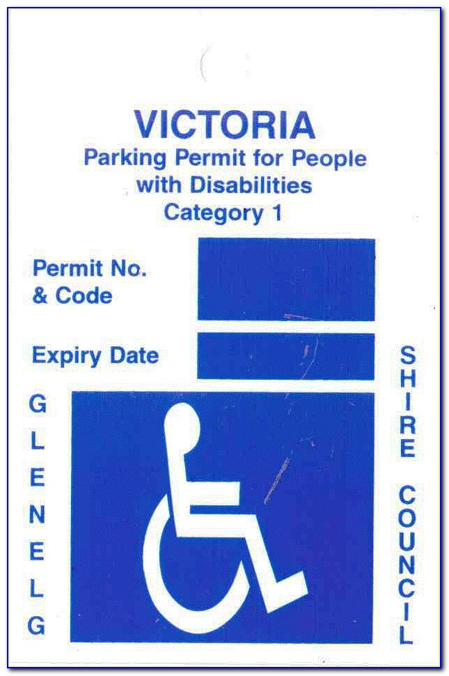 Disabled Parking Meme Template