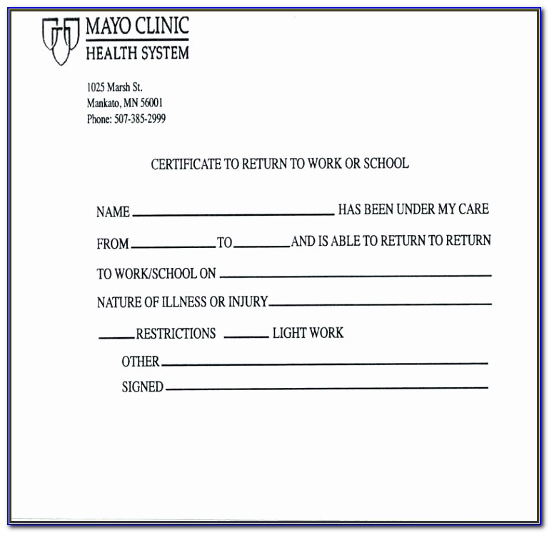 Download Free Doctor Note Template Vkaeh New Medical Note Template Doctor Fake For Work Printable Excuse