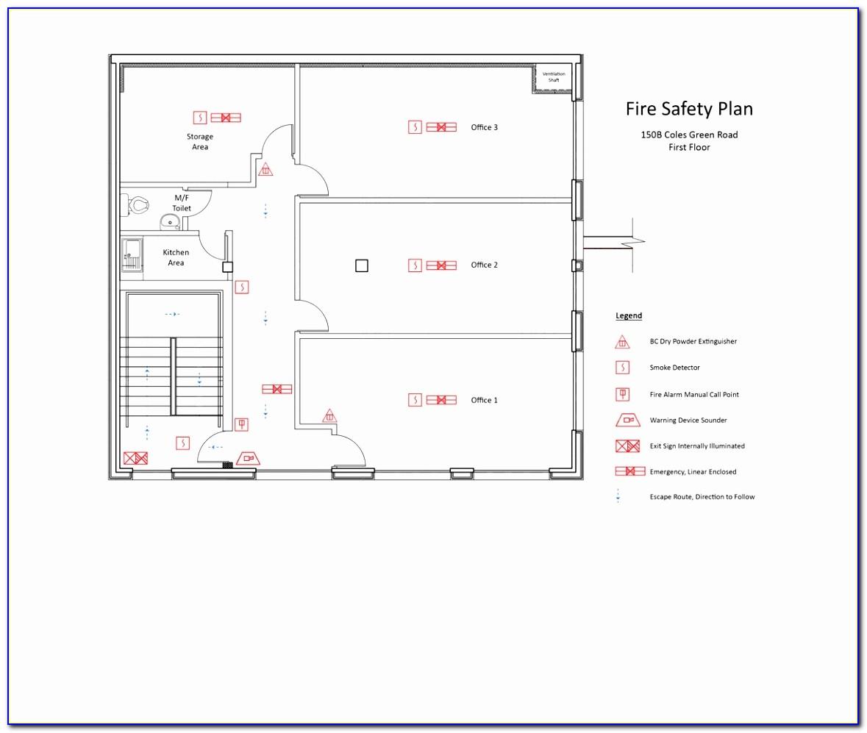 Fire Evacuation Procedure Template Eliolera Sample Emergency Exit Floor Plan Template Best Of Pdf Word Excel Best Templates Ooiit