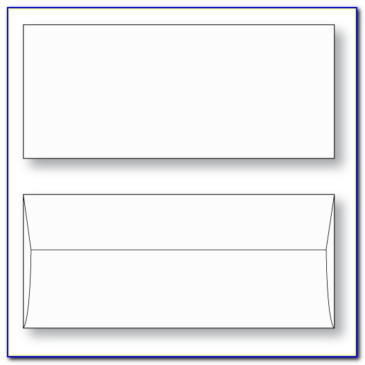 Free Airline Ticket Envelope Template