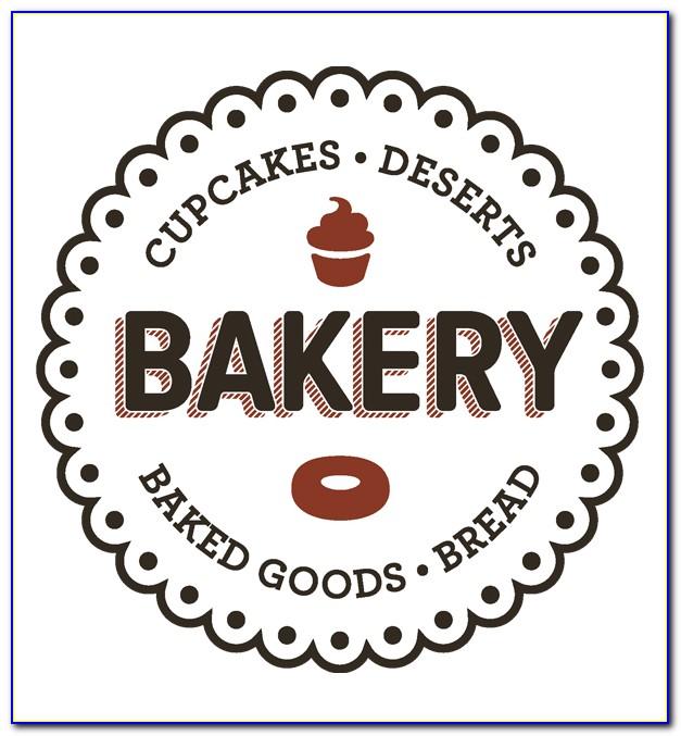 Free Bakery Logo Templates