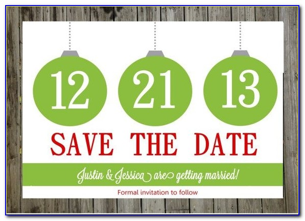 14 Best Save The Dates Images On Pinterest Christmas Cards Save The Date Christmas Party Templates Save The Date Christmas Party Templates