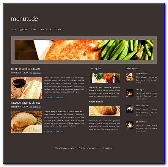 Free Dreamweaver Website Templates Cs6