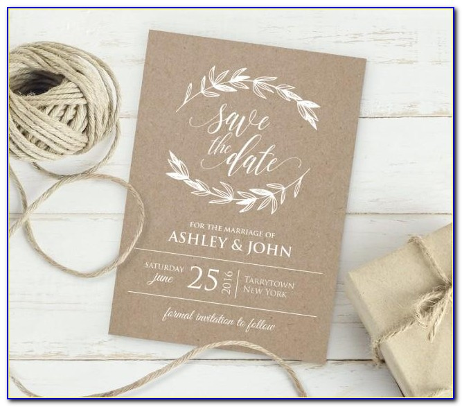 Free Electronic Save The Date Templates For Weddings