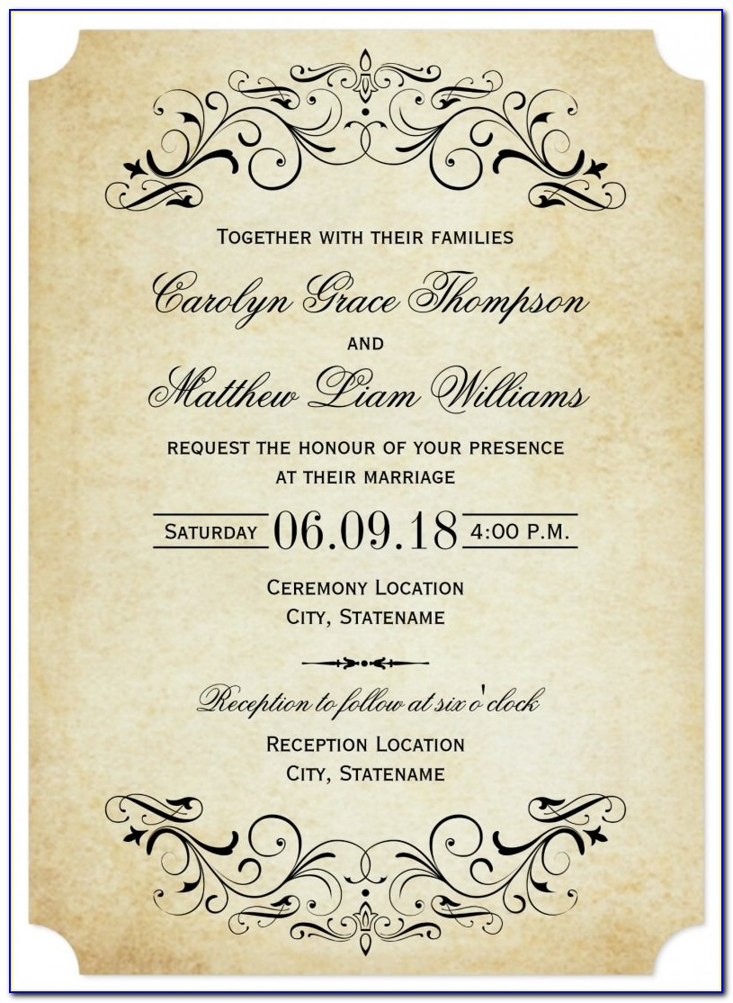 Free Elegant Invitation Maker