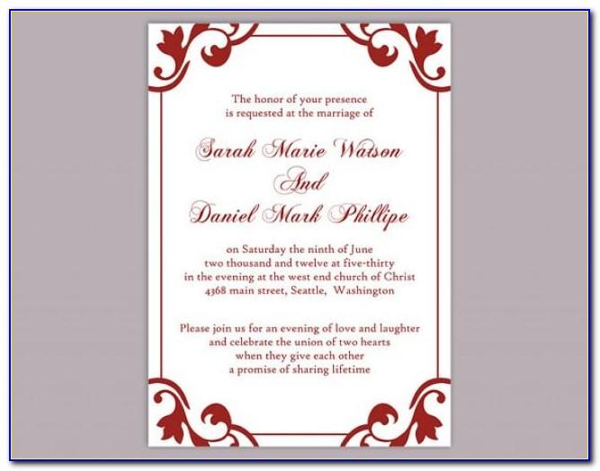Free Indian Wedding Invitation Video Maker