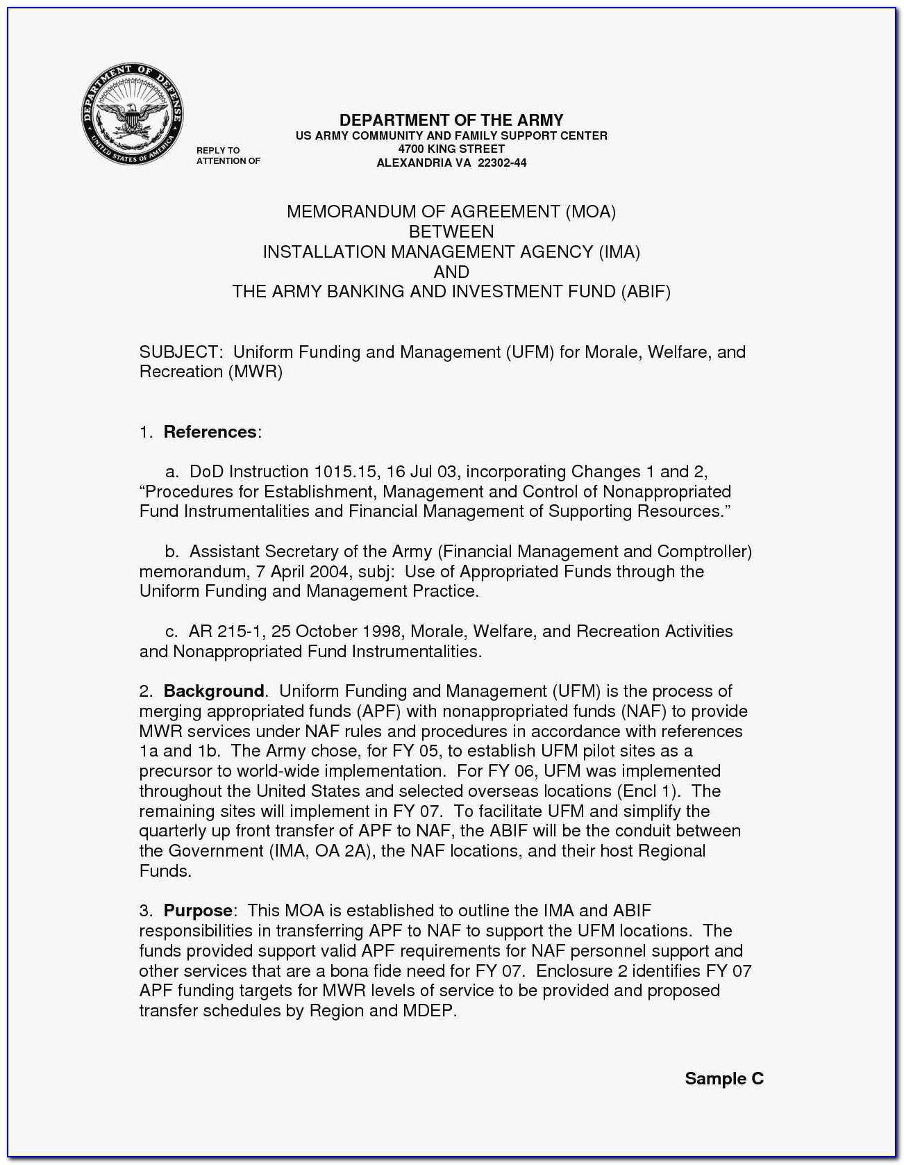 Memorandum Of Understanding Template Word Free Download New Groß Memorandum Agreement Vorlage Zeitgenössisch Bilder Für Das