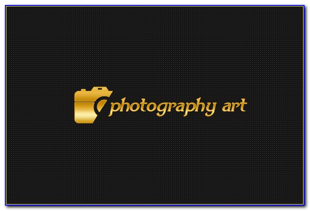 Free Photography Logo Templates For Photoshop