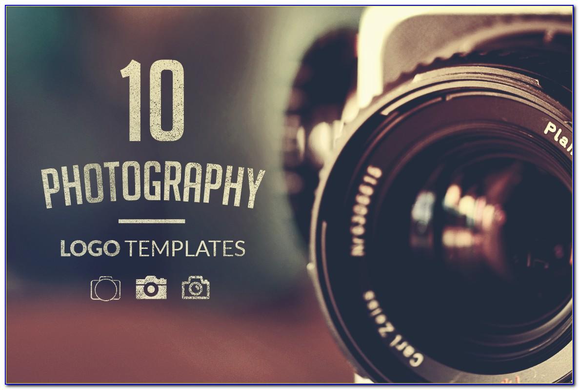 Free Photography Logo Templates Psd