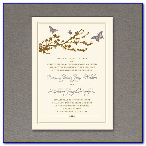 Free Printable Elegant Invitation Templates