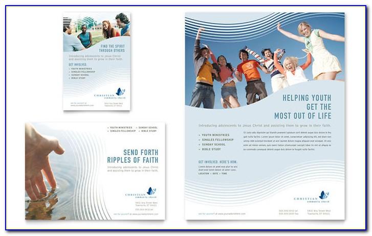 Free Printable Religious Flyer Templates