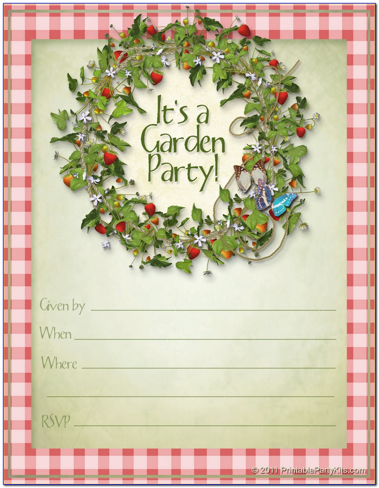 Free Printable Templates For Christmas Invitations