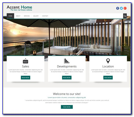 Free Real Estate Listing Templates