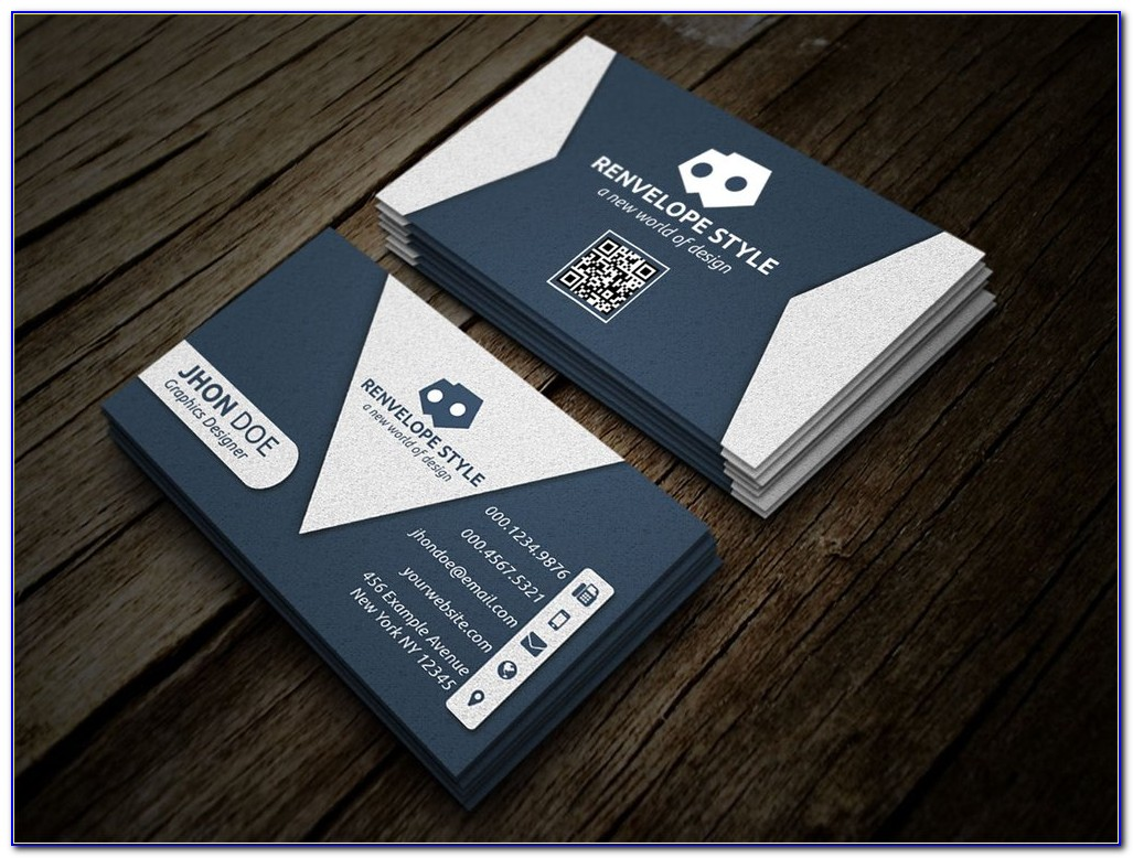 Free Visiting Card Templates Cdr