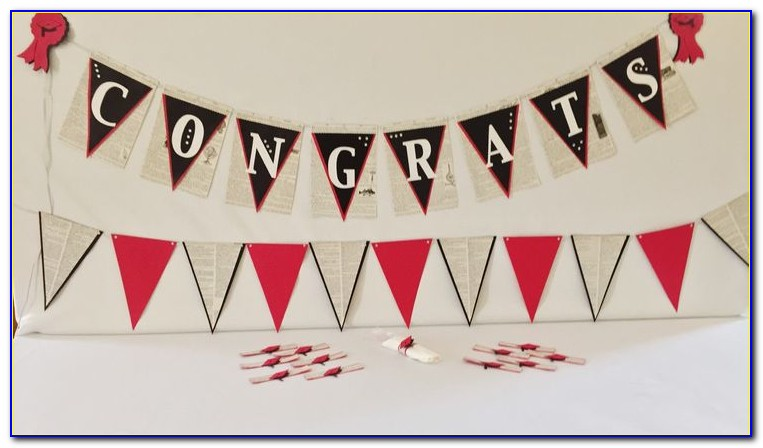 Free Wedding Congratulations Banner Template