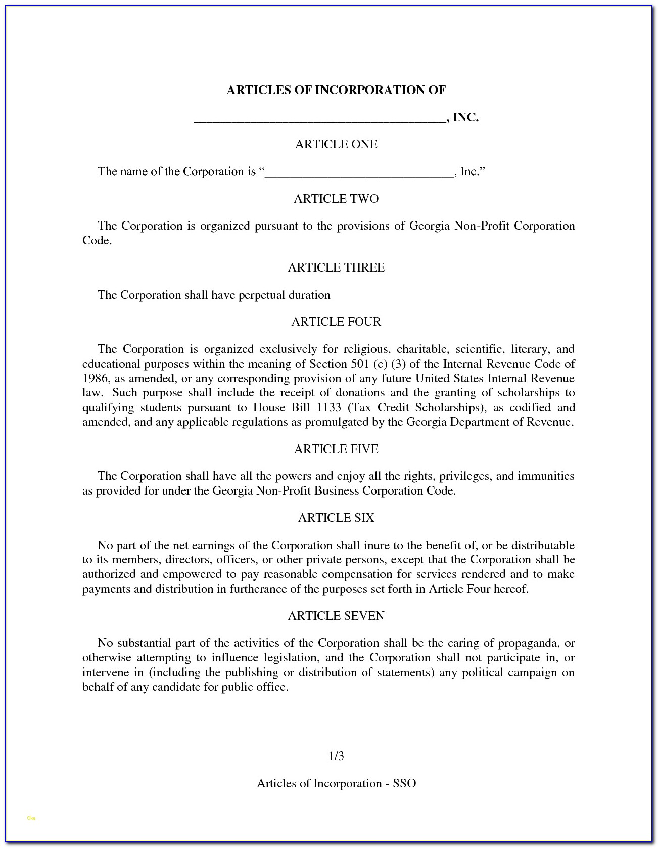 Nonprofit Bylaws Template Inspirational Fancy Organization Bylaws Template Elaboration Example