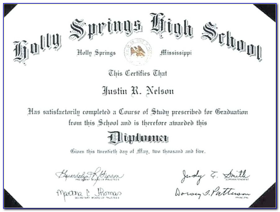Honorary Certificates Templates