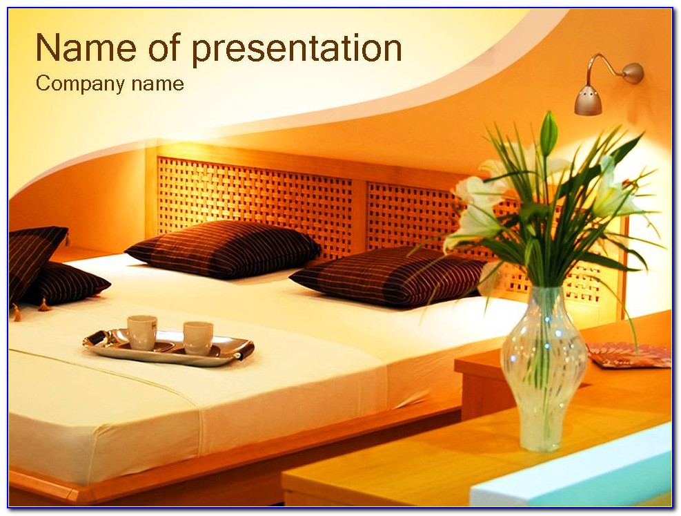 Hotel Powerpoint Presentation Templates Free Download